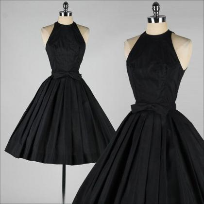 2017 Custom Made Black Prom Dress,S..