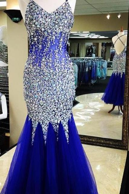 Sexy Prom Dresses,Glitter Prom Gowns,Elegant Prom Dress,Bling Prom Dresses,Evening Gowns,Evening Gown